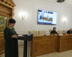 В Объединенном диссертационном совете прошла защита кандидатской диссертации