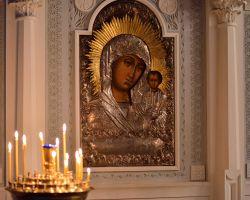 Божественная литургия 04.11.2020. Празднование Казанской иконе Божией Матери