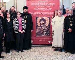 В Общецерковной аспирантуре завершила работу IV международная патристическая конференция на тему «Преподобный Ефрем Сирин и его духовное наследие»