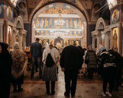 Божественная литургия 07.01.2021. Рождество Христово