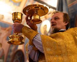 Божественная литургия 20.09.2020. Предпразднство Рождества Пресвятой Богородицы
